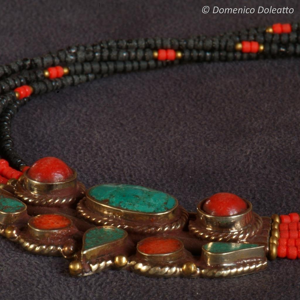 gioielli in argento indiano